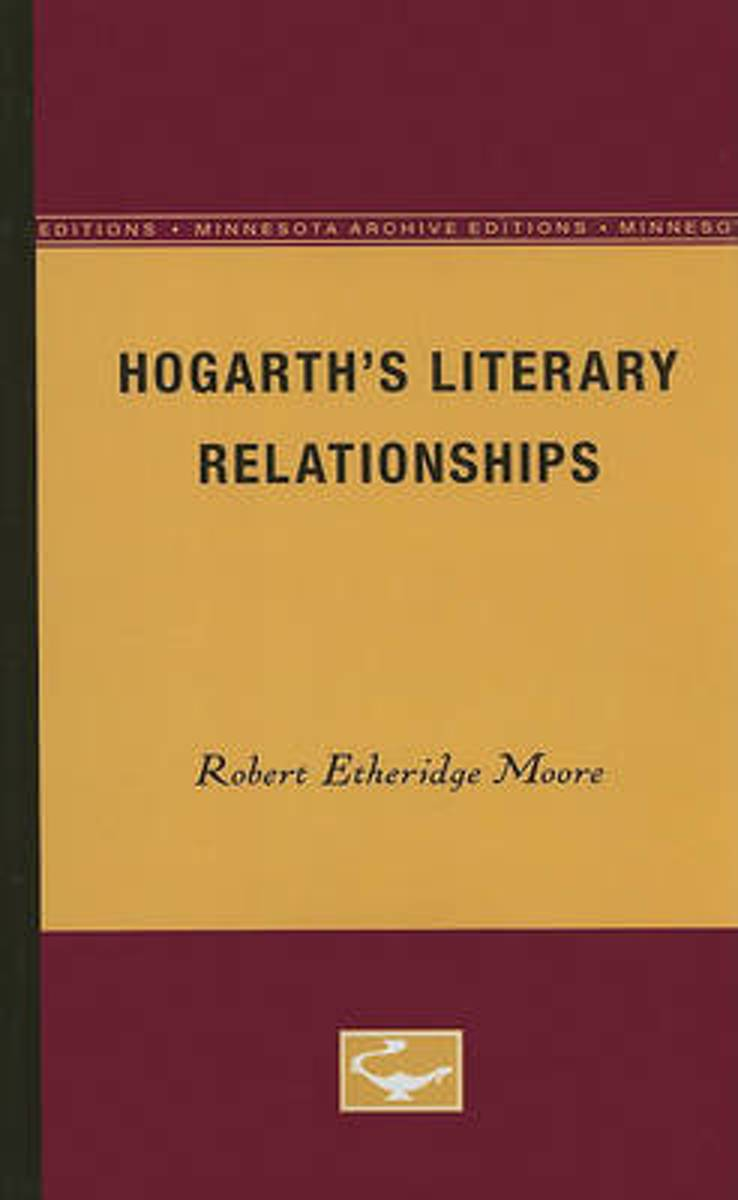 Hogarth's Literary Relationships