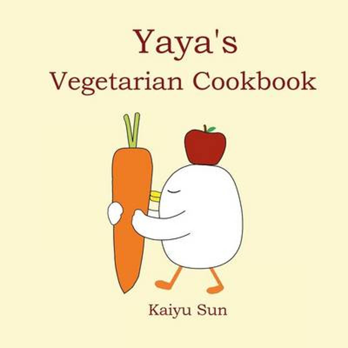 Yaya's Vegetarian Cookbook