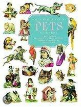 Old-Fashioned Pets Stickers