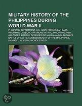 Military History Of The Philippines During World War II: Philippine Department, U.S. Army Forces Far East, Philippine Division, Offshore Patrol
