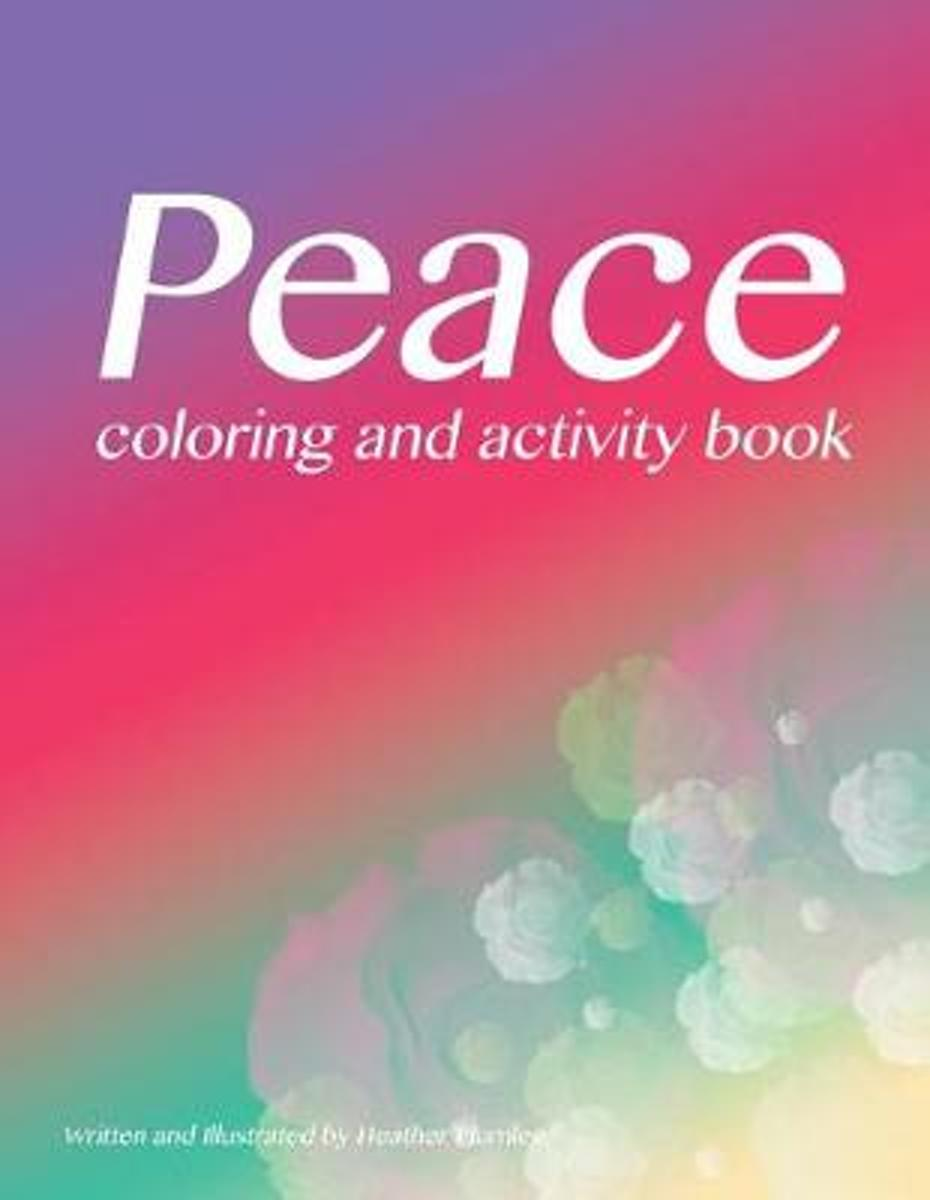 Peace Coloring and Activity Book