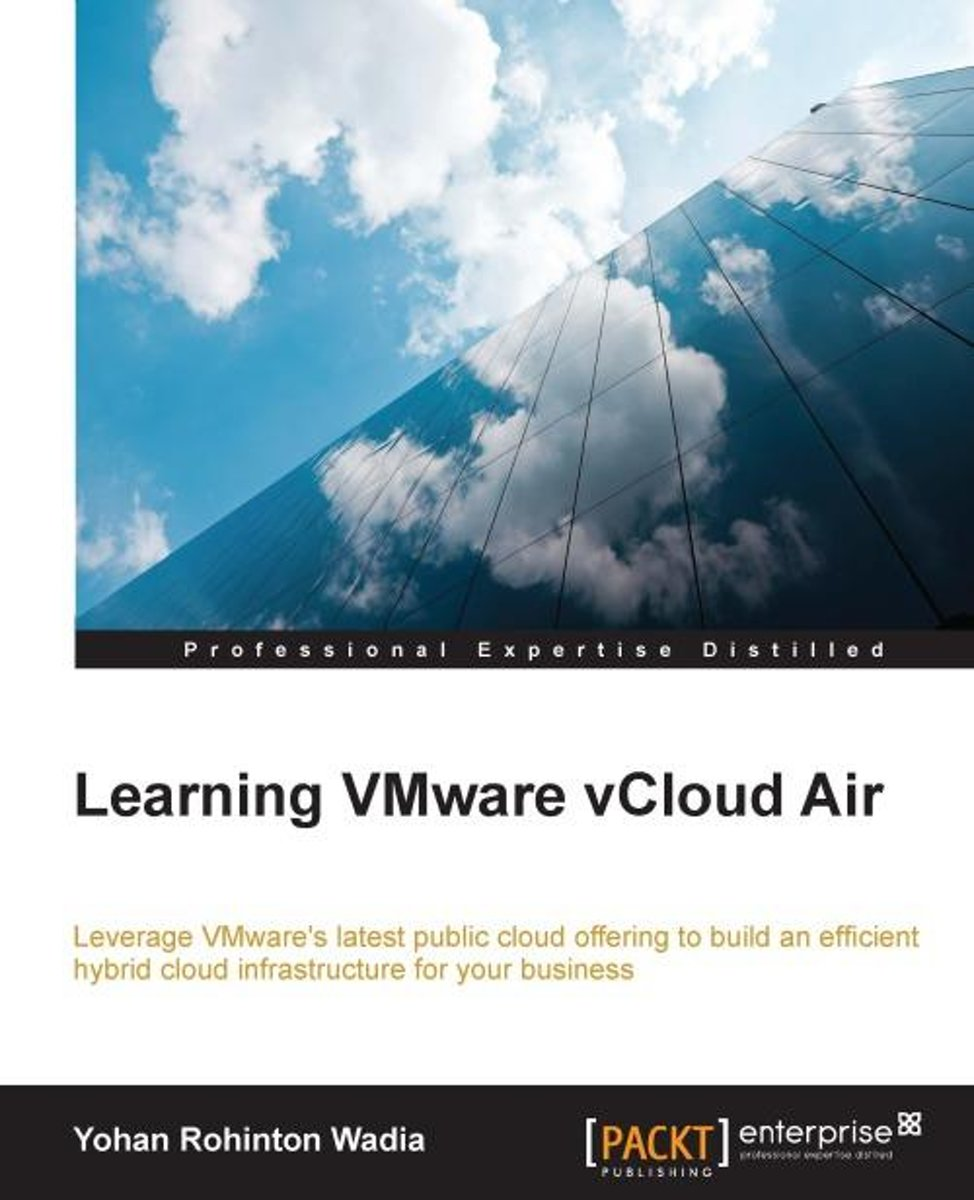 Learning VMware vCloud Air