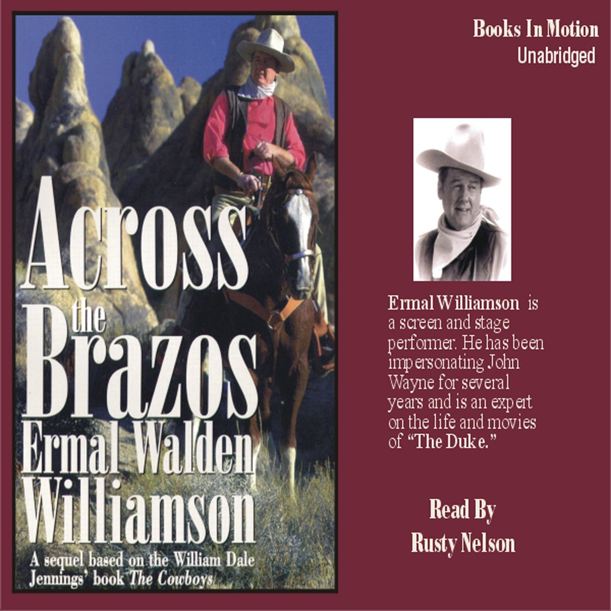 Across the Brazos