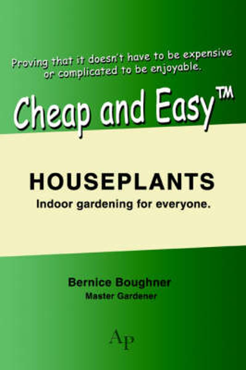 Cheap and Easytm Houseplants