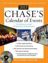 Chases Calendar of Events 2013 with CD-ROM