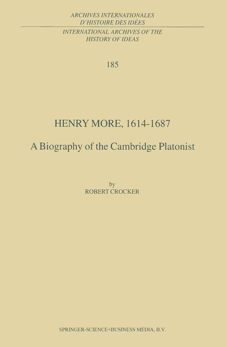 Henry More, 1614-1687