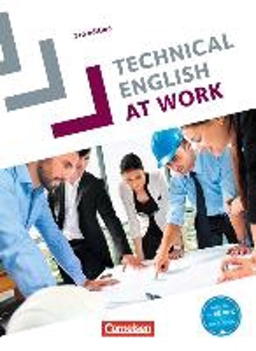 Technical English at Work A2-B1 Schülerbuch