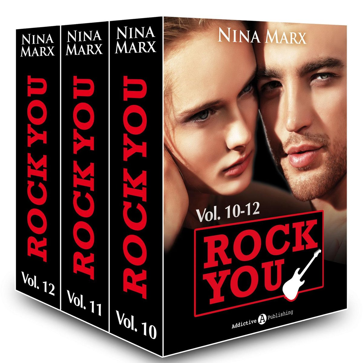Rock You - Un divo per passione, Vol.10-12