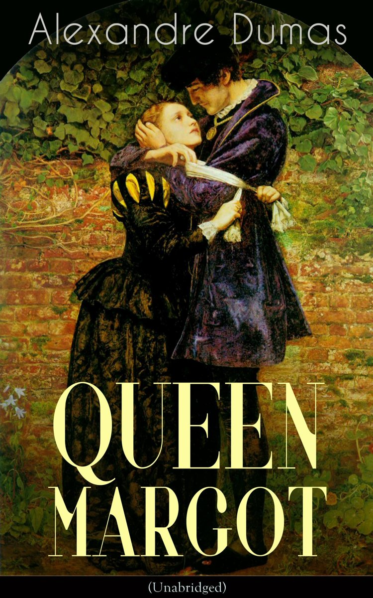 QUEEN MARGOT (Unabridged)