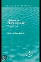 Dialectical Phenomenolgy (Routledge Revivals)