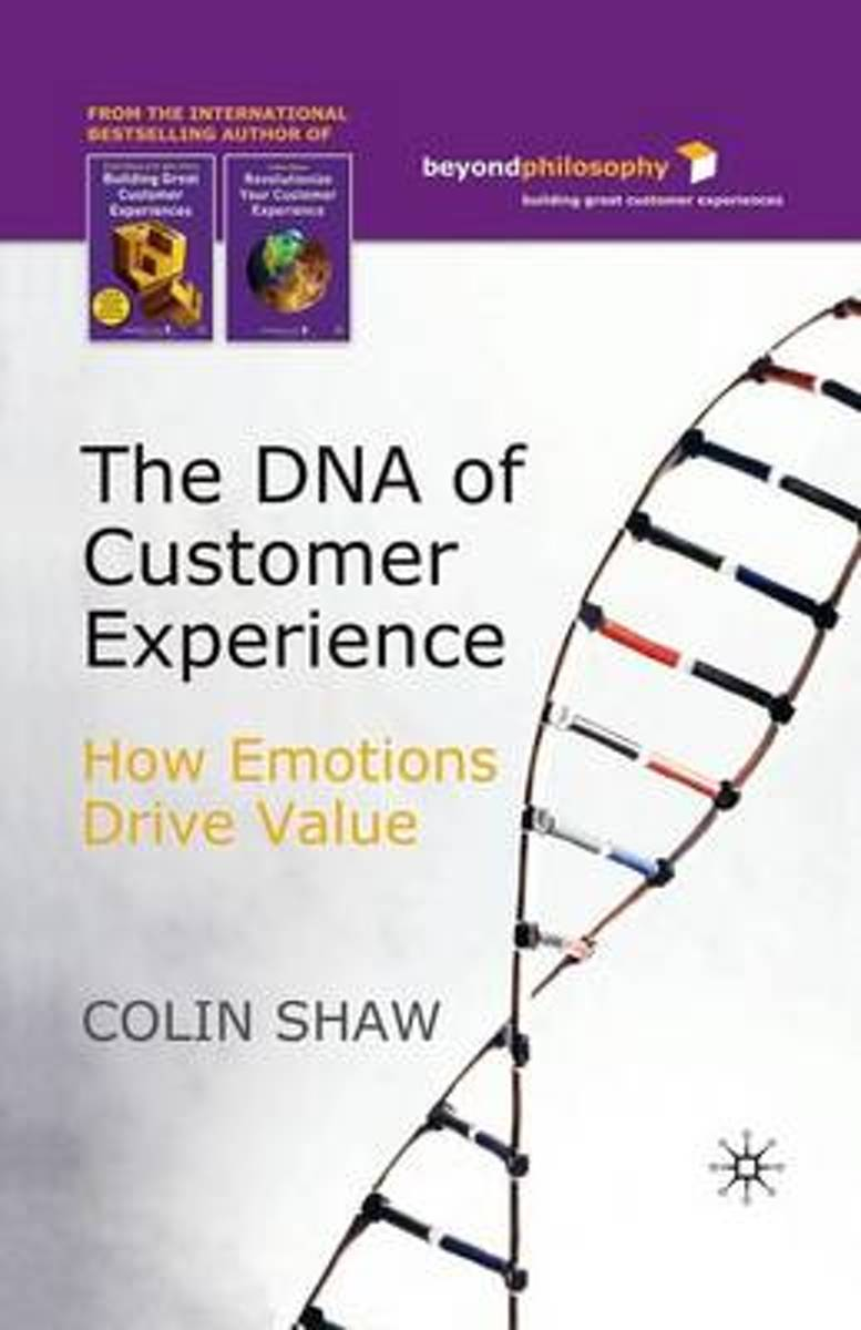 The DNA of Customer Experience