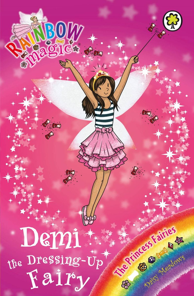 Demi the Dressing-Up Fairy