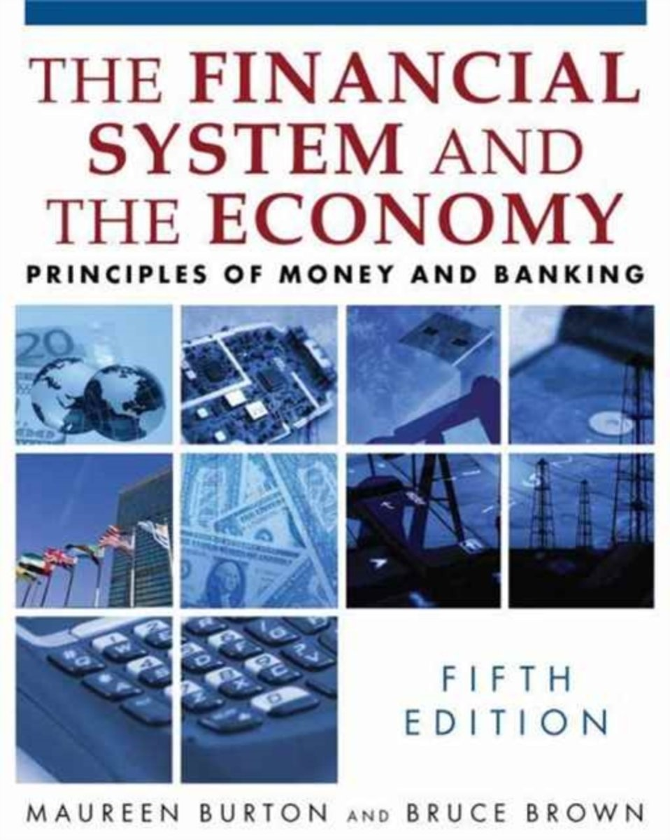 Financial System of the Economy