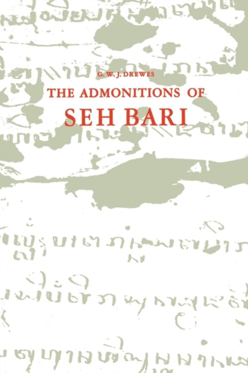 The Admonitions of Seh Bari