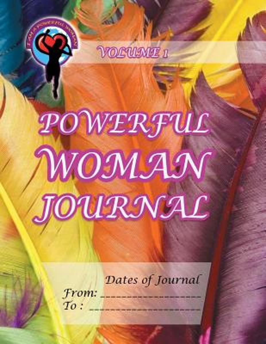 Powerful Woman Journal - Feathery Delight