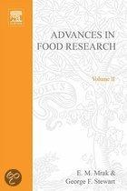 Advances in Food Research Volume 2