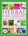 The Illustrated Guide To Herbal Home Remedies