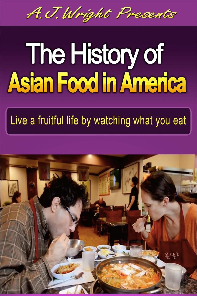 The History of Asian Food in America