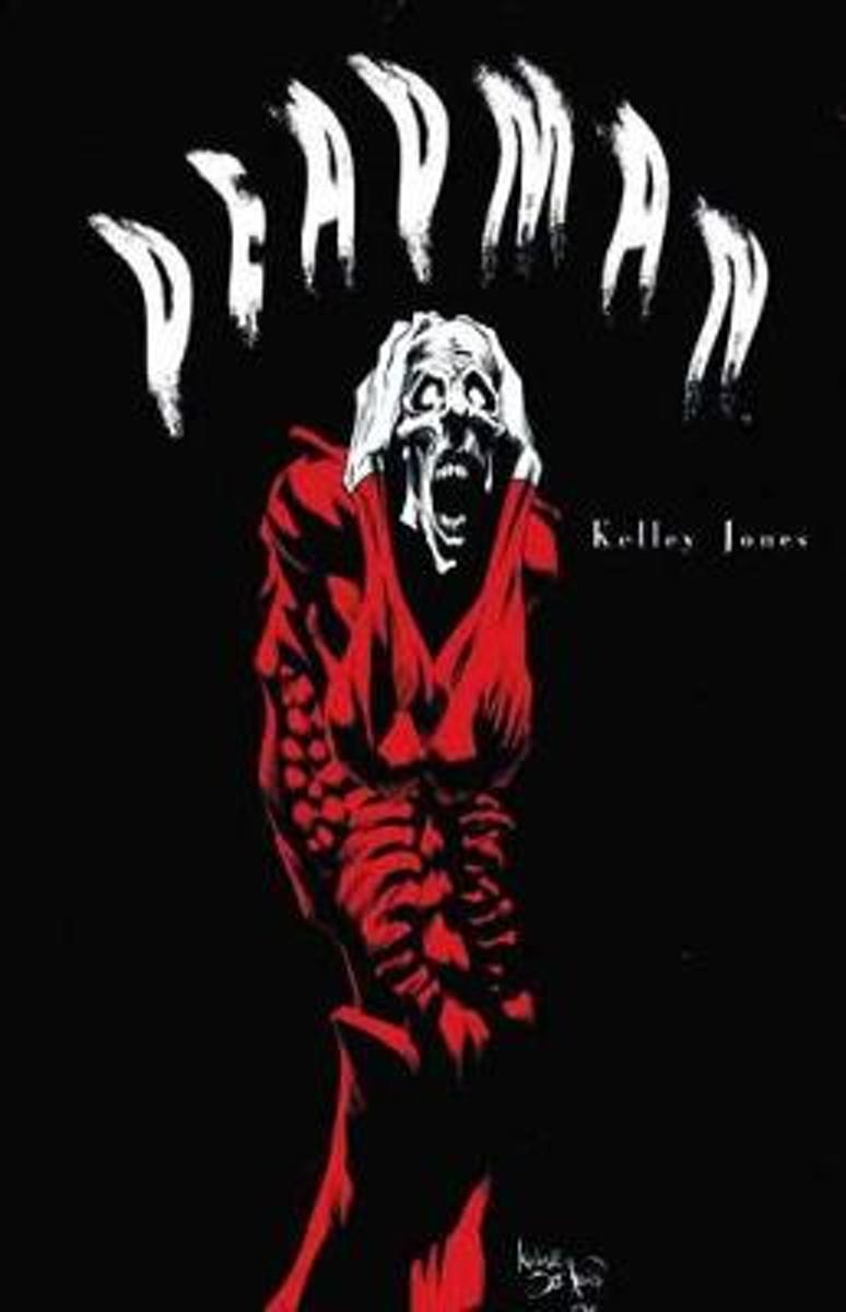 Deadman By Kelley Jones The Complete Collection