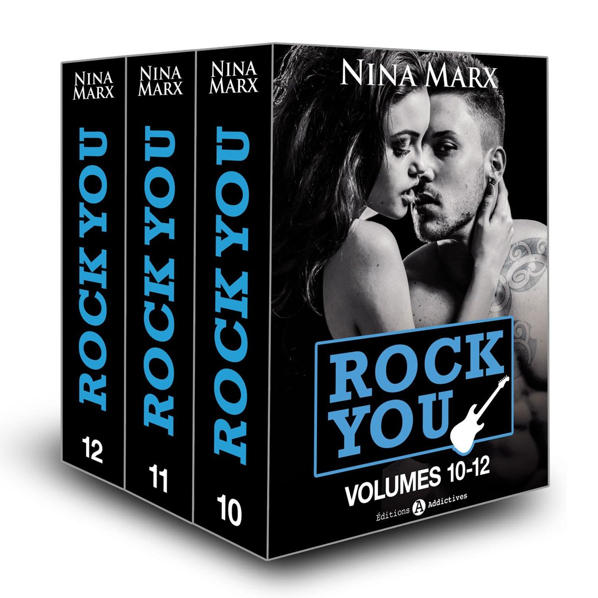 Rock you, volumes 10-12