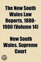 The New South Wales Law Reports, 1880-1900 Volume 14