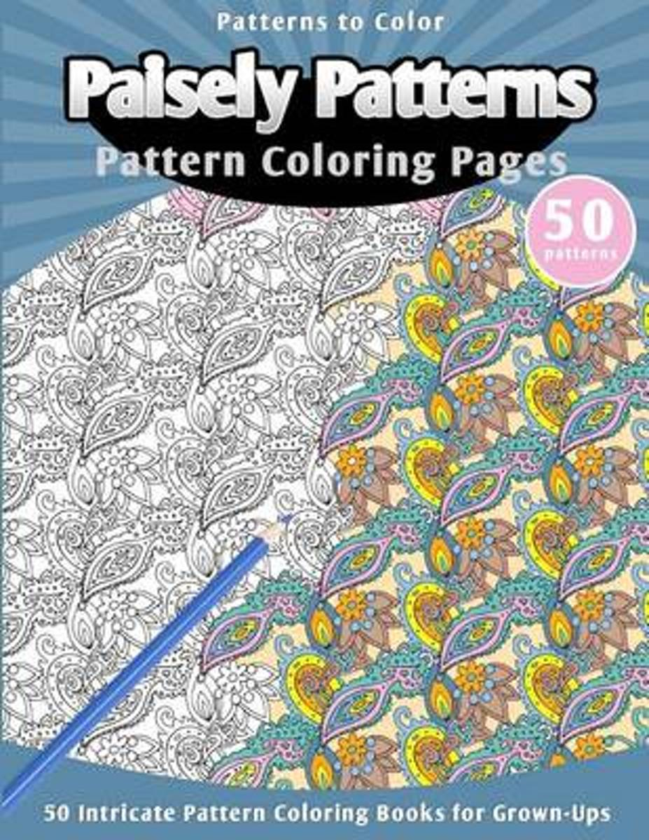 Patterns to Color
