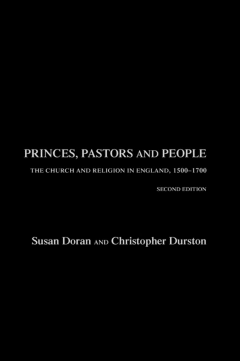 Princes, Pastors and People