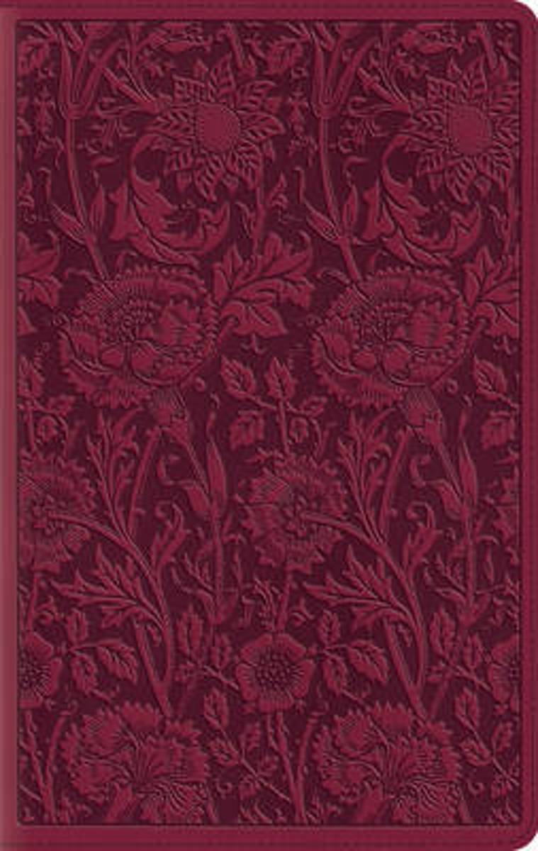 ESV LP compact bible trutone berry