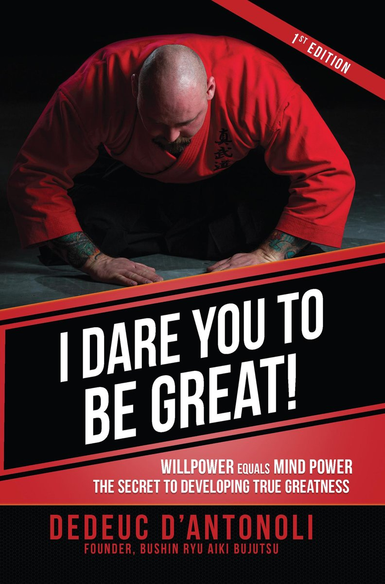 I Dare You to Be Great