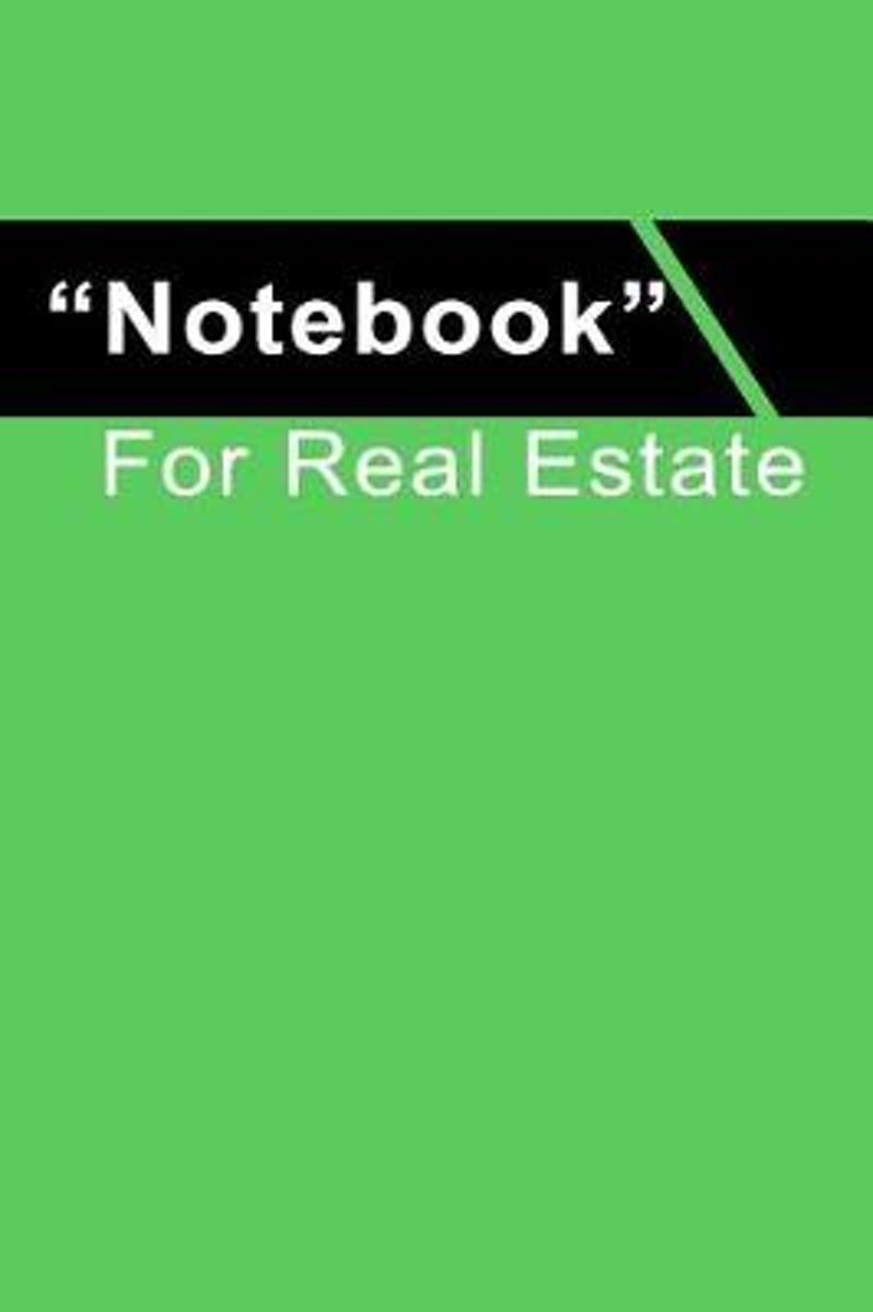 Notebook for Real Estate