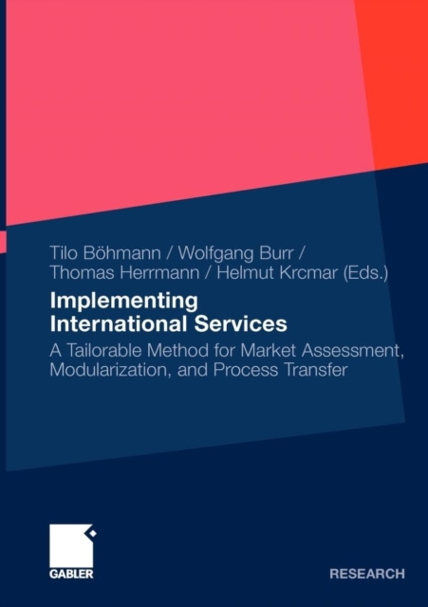 Implementing International Services