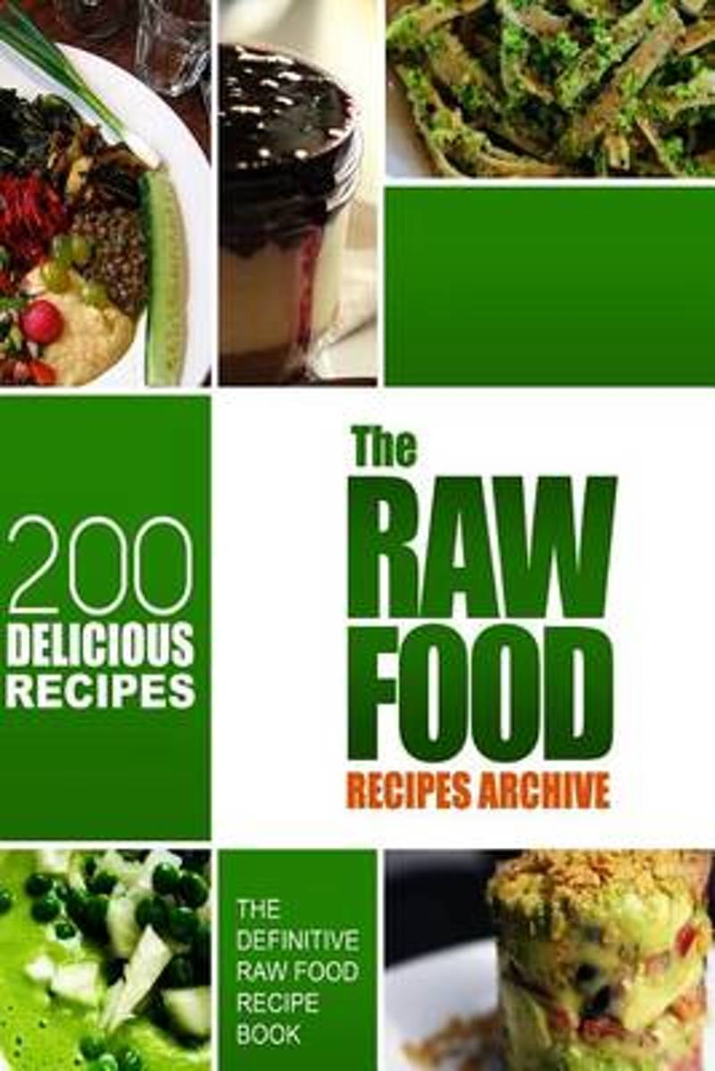 The Raw Food Recipes Archive