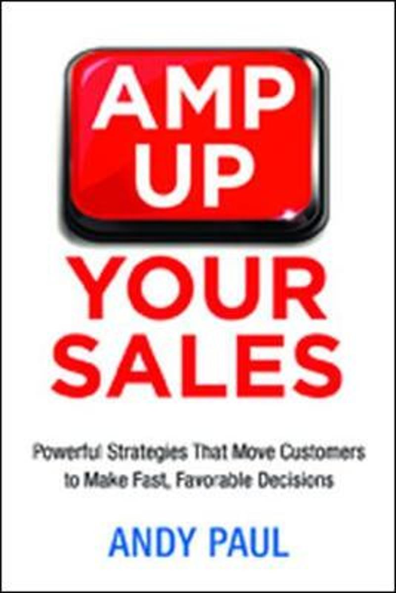 Amp Up Your Sales