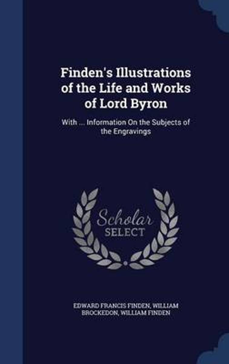 Finden's Illustrations of the Life and Works of Lord Byron
