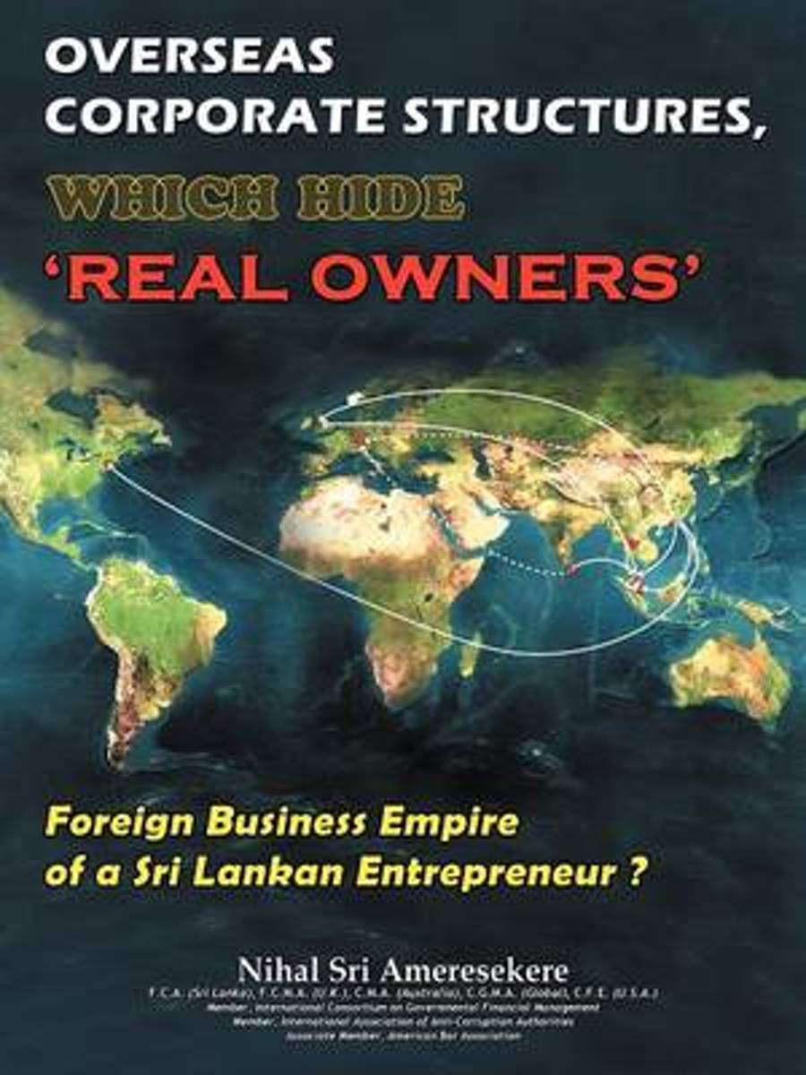 Overseas Corporate Structures, Which Hide 'Real Owners'