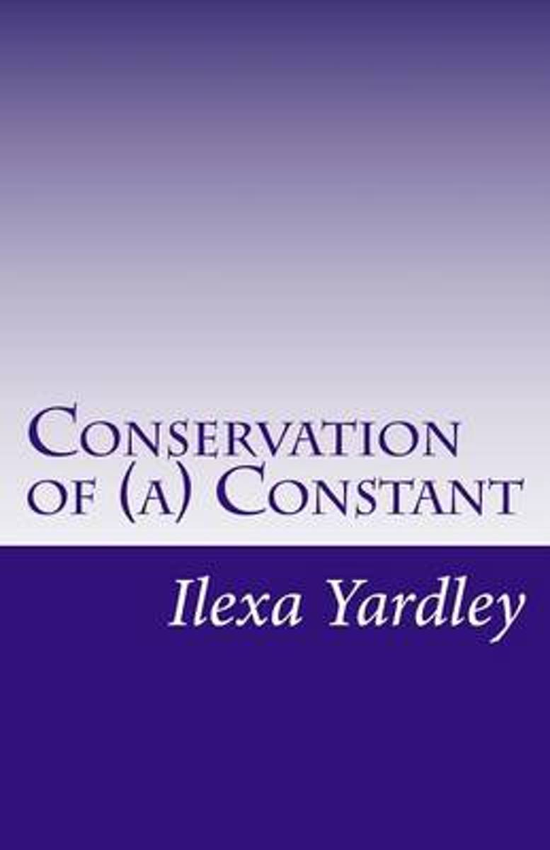 Conservation of (A) Constant