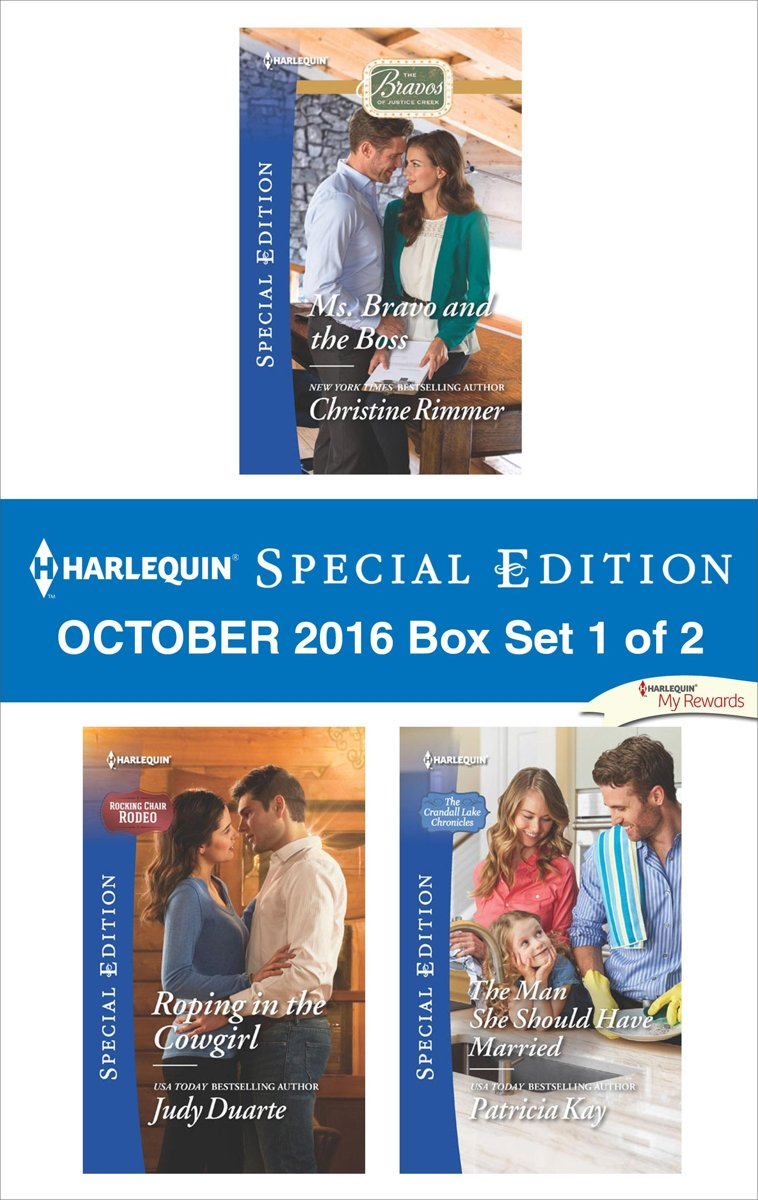 Harlequin Special Edition October 2016 Box Set 1 of 2