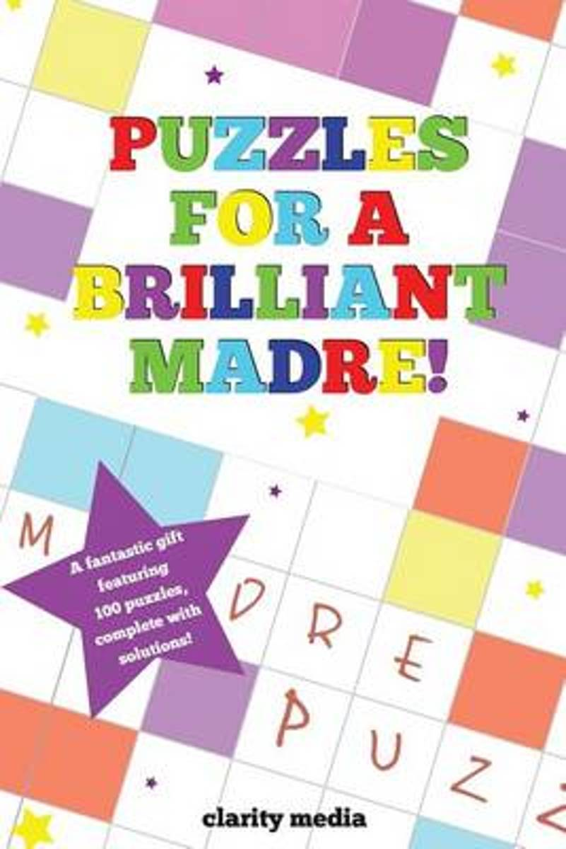 Puzzles for a Brilliant Madre