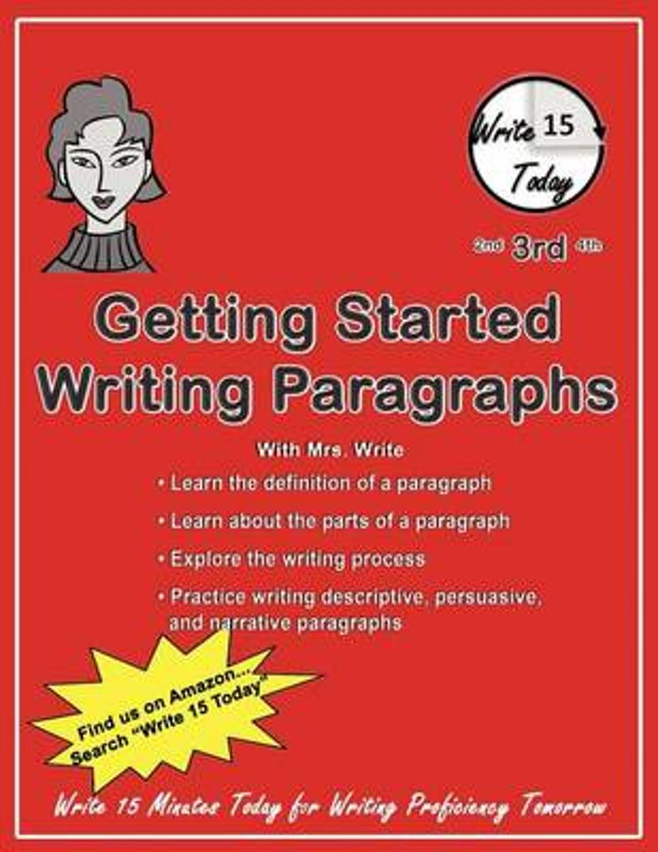 Getting Started Writing Paragraphs