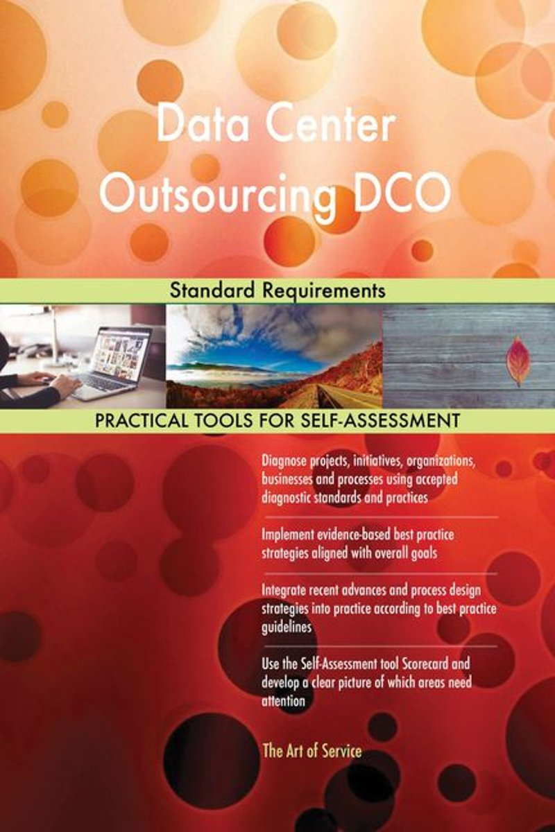 Data Center Outsourcing DCO Standard Requirements