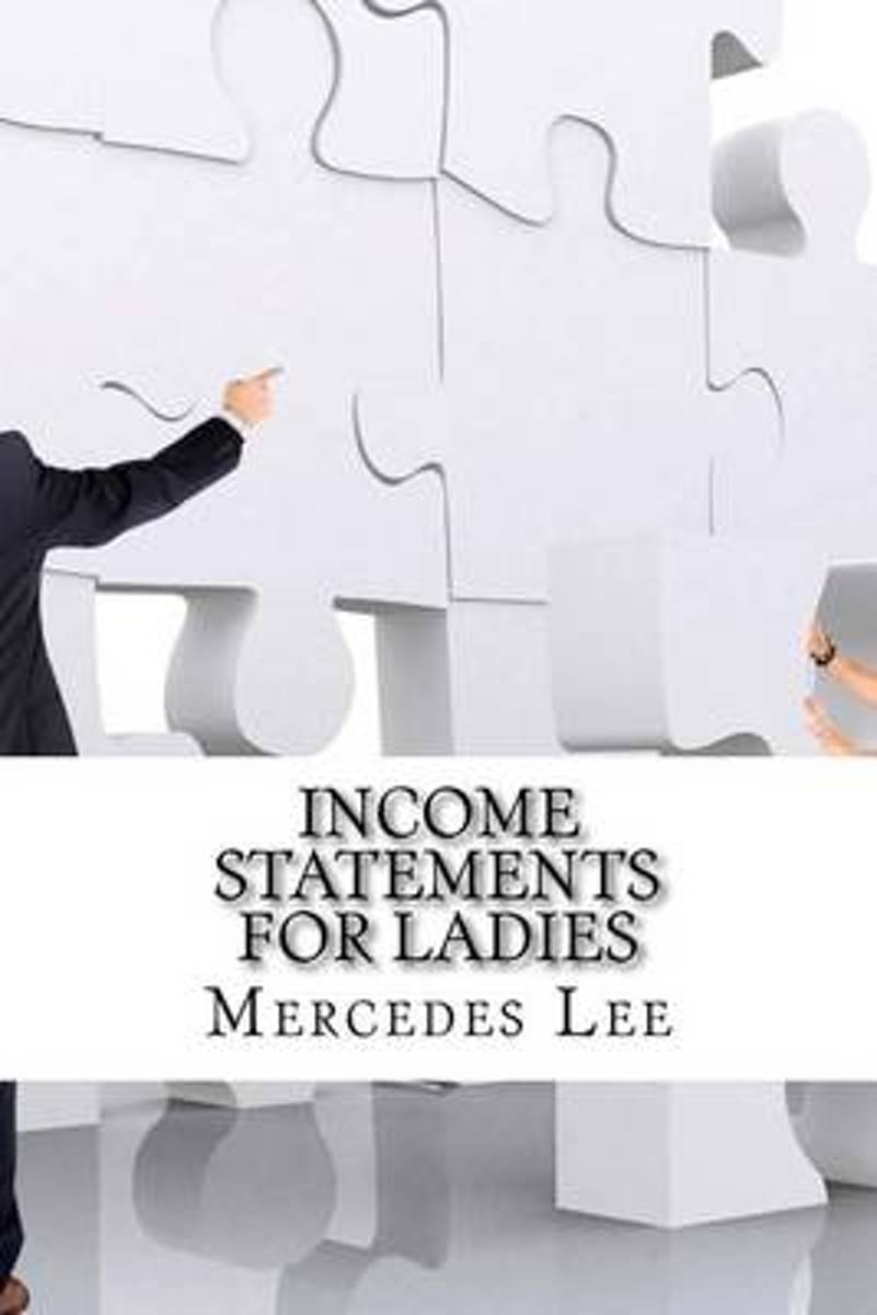 Income Statements for Ladies