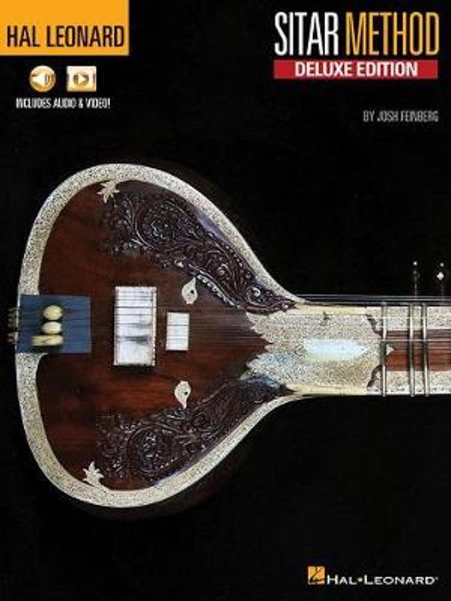 Hal Leonard Sitar Method - Deluxe Edition (Book/Online Video)