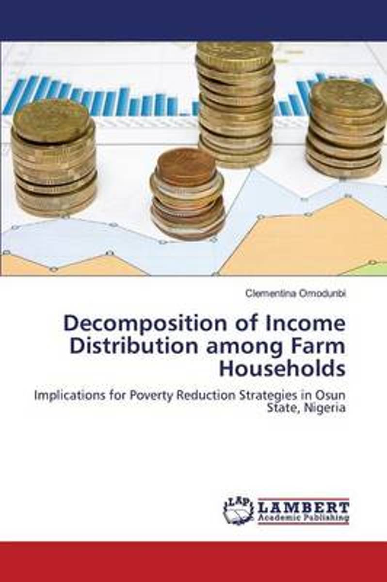Decomposition of Income Distribution Among Farm Households