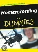 Homerecording Fur Dummies