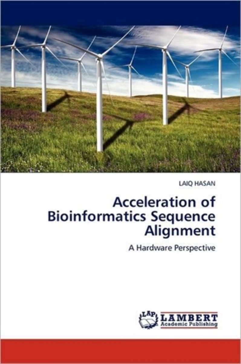 Acceleration of Bioinformatics Sequence Alignment
