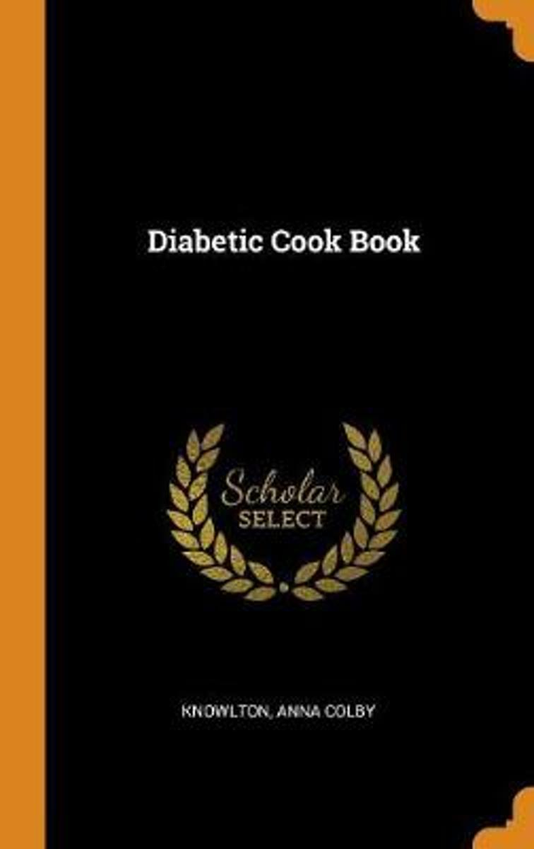 Diabetic Cook Book