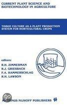 Tissue Culture as a Plant Production System for ...