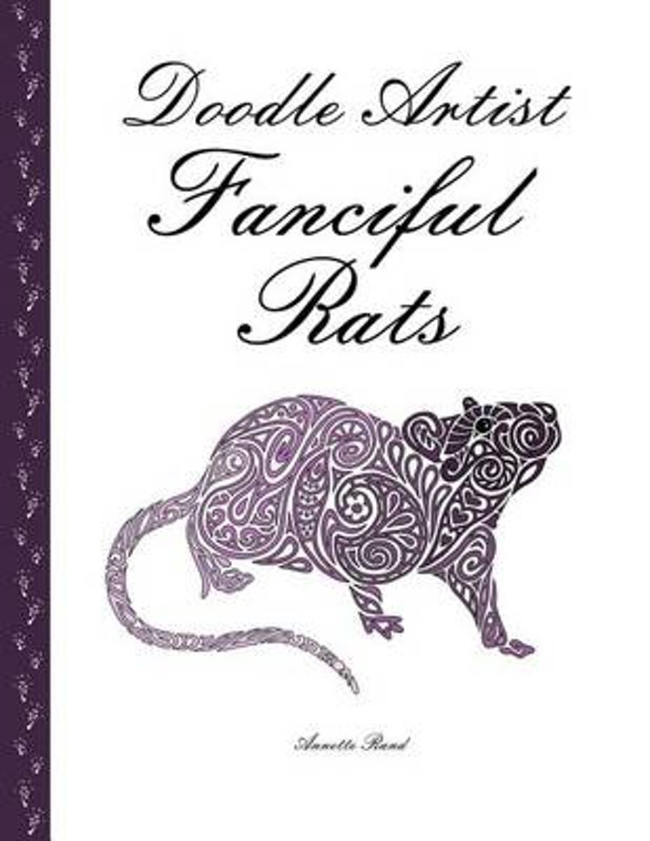 Doodle Artist - Fanciful Rats