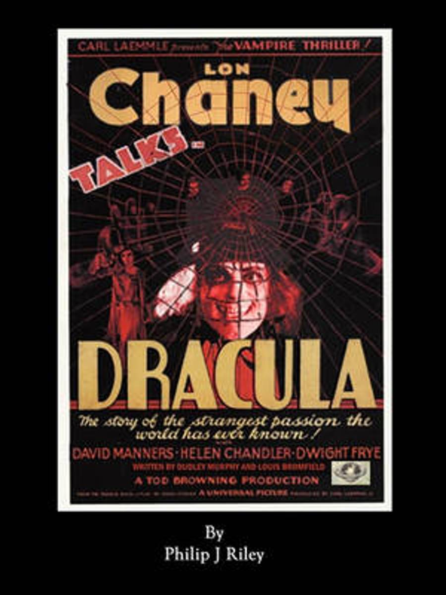 Dracula Starring Lon Chaney - An Alternate History for Classic Film Monsters