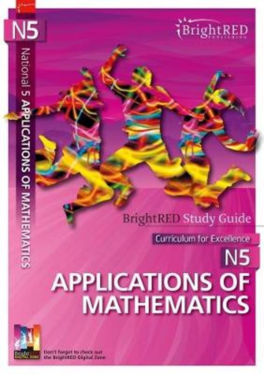 National 5 Applications of Mathematics Study Guide